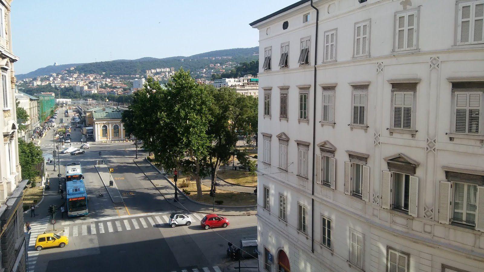 do Słowenii z Triestu